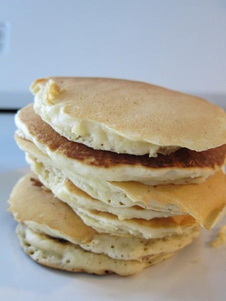 Best Fluffy Pancakes