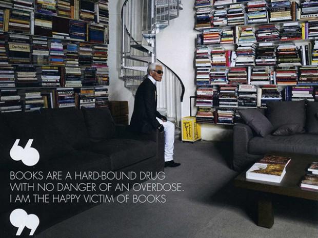 Karl-Lagerfeld-books
