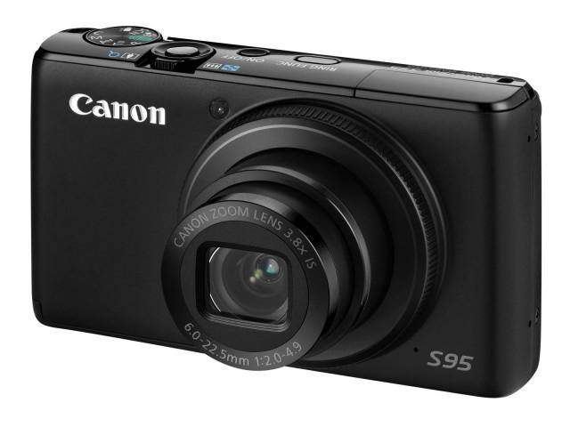 Canon PowerShot - S95