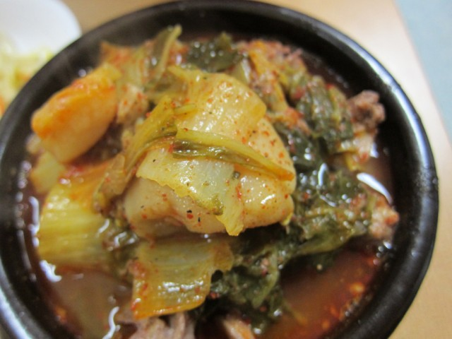 pork bone soup